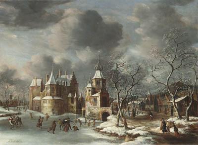 Jan Abrahamsz. Beerstraten (Am