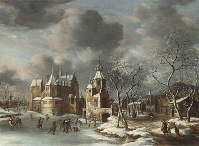 Jan Abrahamsz. Beerstraten (Am