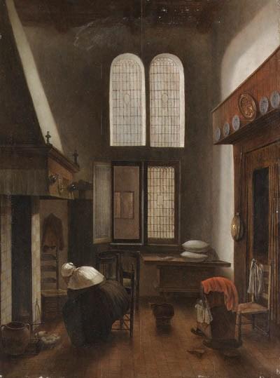Jacobus Vrel (active c. 1654-1