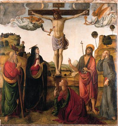 Cosimo Rosselli (Florence 1439