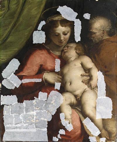 Luca Cambiaso (Genoa 1527-1585