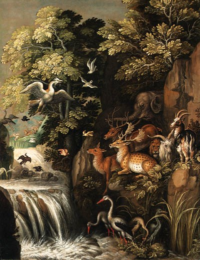 Attributed to Roelant Savery (