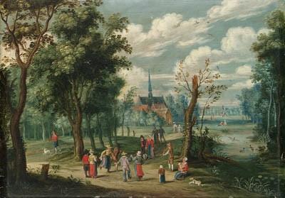 Isaak van Oosten (Antwerp 1613