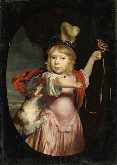Nicolaes Maes (Dordrecht 1634-
