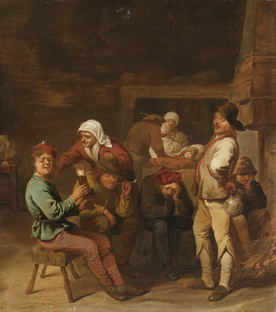 Pieter Quast (Amsterdam 1606-1
