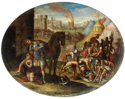 Circle of Flaminio Allegrini (