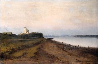 Isaak Il'ich Levitan ((1860-19