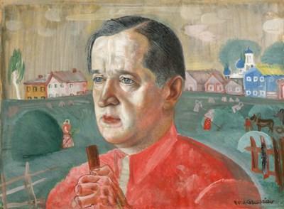 Boris Dmitrievich Grigor'ev (1