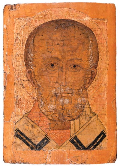 Saint Nicholas the Wonder-work