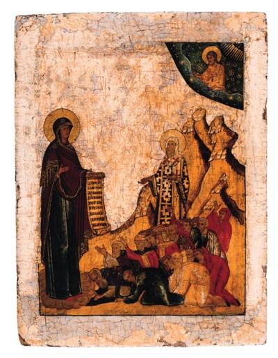 Mother of God Bogoliubskaia