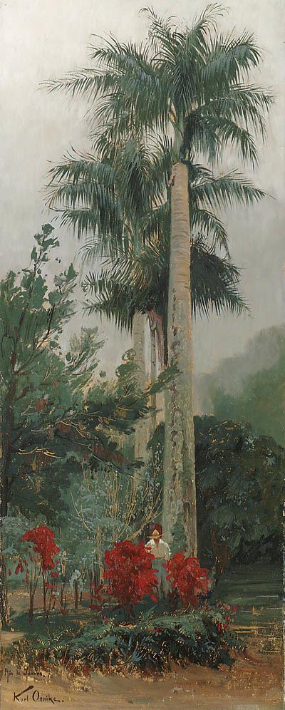 Karl Oenike (1862-1924)