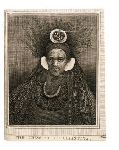 CAPTAIN JAMES COOK (1728-79)