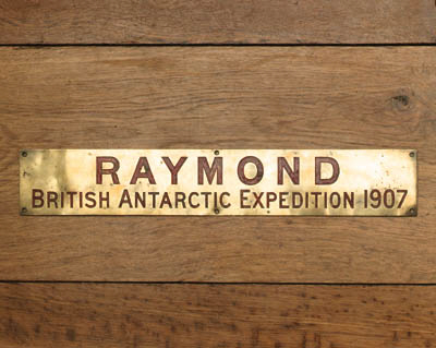 BRITISH NATIONAL ANTARCTIC EXP
