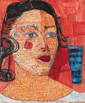 Friedensreich Hundertwasser (B. 1928)