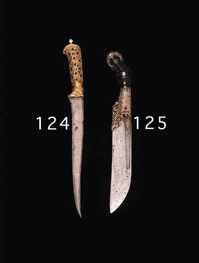 A LARGE SINGHALESE KNIFE (PIHA