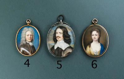 CHRISTIAN RICHTER (1678-1732)