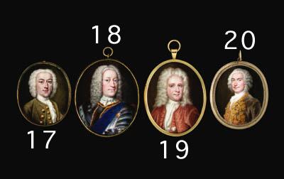 NOAH SEAMAN (fl. 1724-1741)