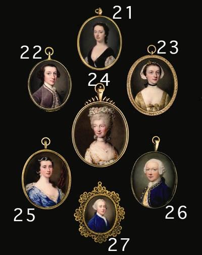 NATHANIEL HONE, R.A. (1718-178