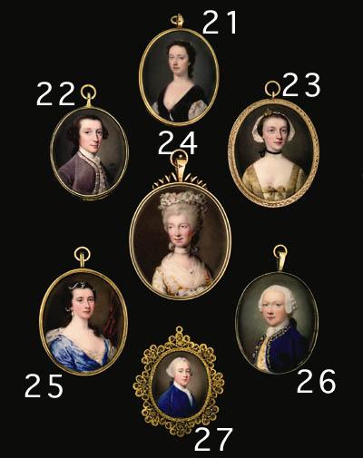 NATHANIEL HONE, R.A. (1718-1784)