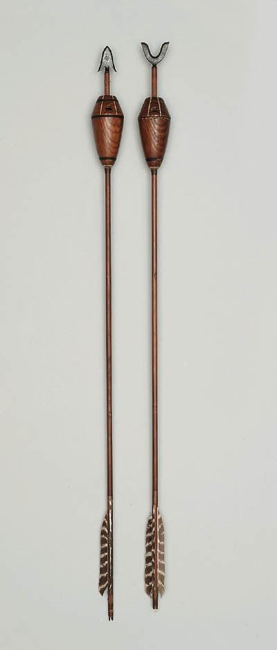 TWO [KABURAYA] WHISTLING ARROW