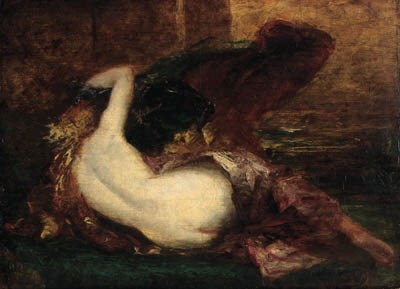 Attributed to William Etty, R.