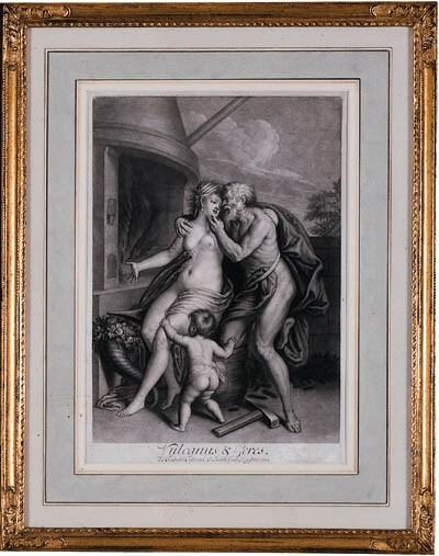 John Smith I (circa 1652-1742)