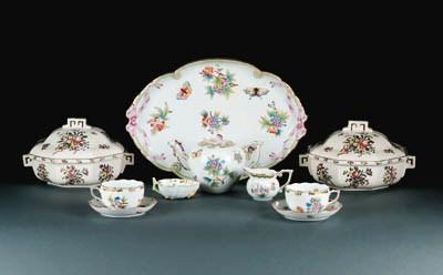 A pair of Royal Doulton potter