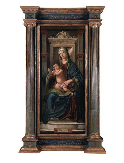Girolamo da Treviso I (active