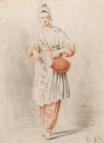 Mary Hoare (1744-1821)