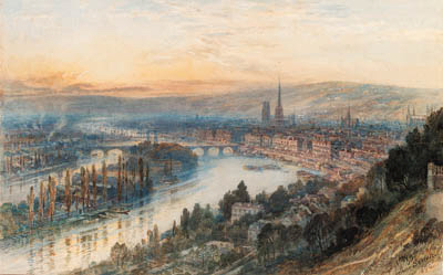 Joseph Arthur Palliser Severn
