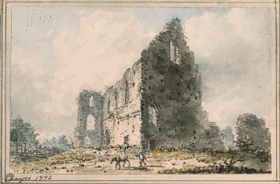 Edward Dayes (1763 - 1804)