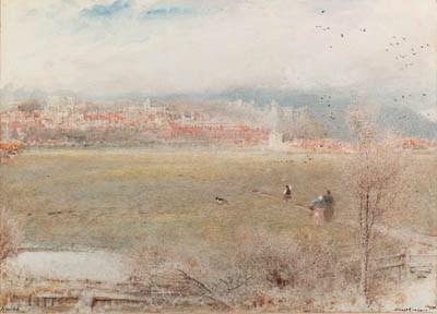 Albert Goodwin, R. W. S. (1845