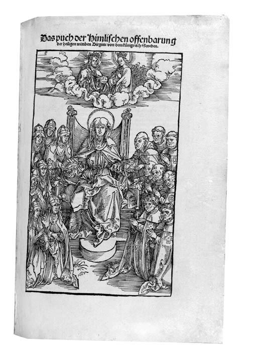 BRIDGET, Saint (c.1303-73). Re