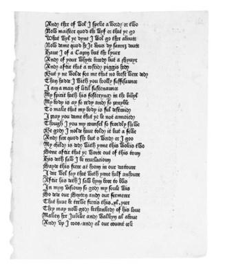 CHAUCER, Geoffrey (c.1345-1400