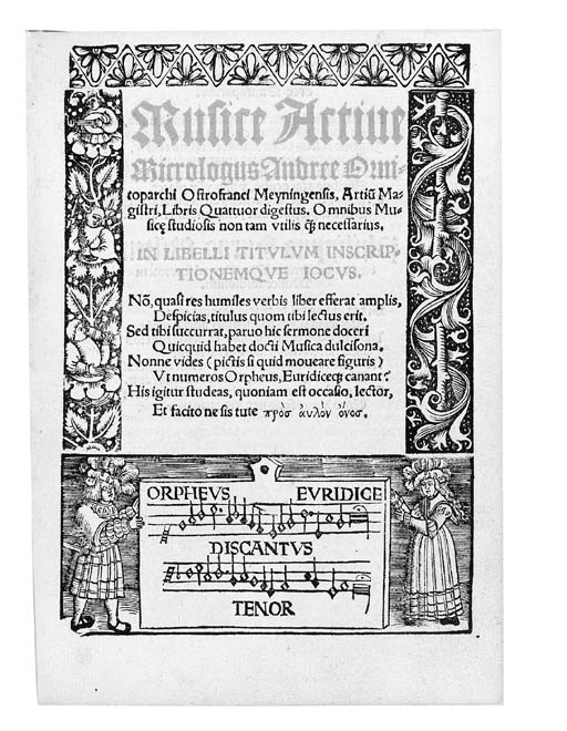 ORNITHOPARCUS, Andreas (fl.15-
