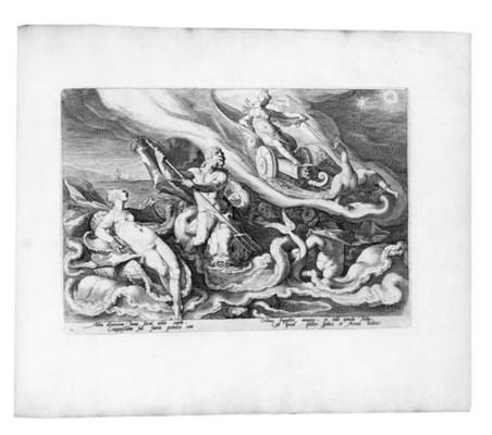 GOLTZIUS, Hendrik (1558-1617)