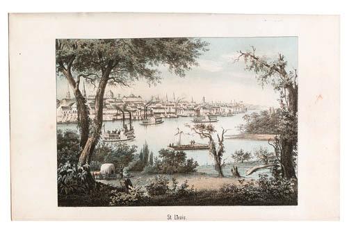 LEWIS, Henry (c.1819-1904). Da