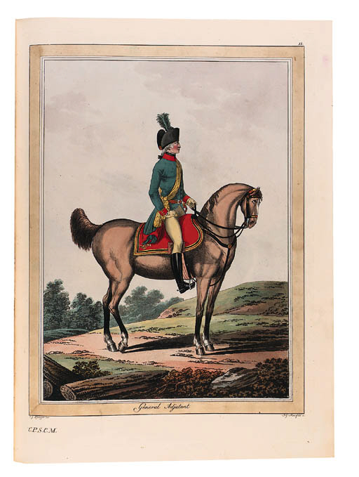 MANSFELD, Johann Georg (1764-1