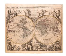 [MORTIER, Pierre], FER, Nicolas de (1646-1720), [Charles Hub