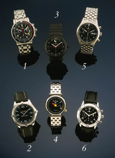 International Watch Co.  A sel