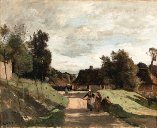 Jean-Baptiste-Camille Corot (French, 1796-1875)