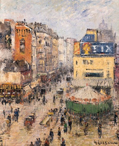 Gustave Loiseau (French, 1865-