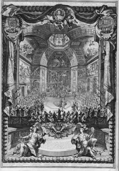 Daniel Marot (circa 1663-1752)