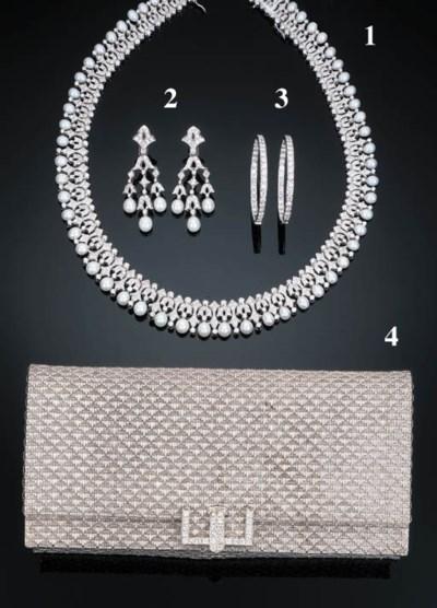 A Diamond-set Evening Bag by G