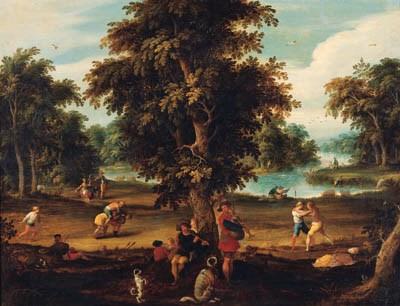 Abraham Govaerts (1589-1626 An