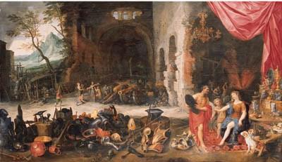 Attributed to Jan Brueghel II