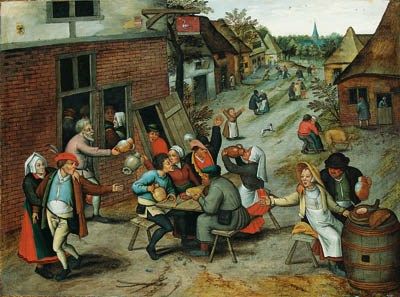 Pieter Brueghel II (1564-1637/