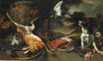 Jan Weenix (Amsterdam 1640-1719)