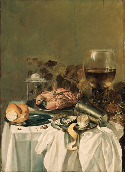 Pieter Claesz. (Steinfurt 1597-1661 Haarlem)