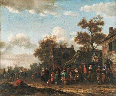 Barent Gael (Haarlem 1620-1687